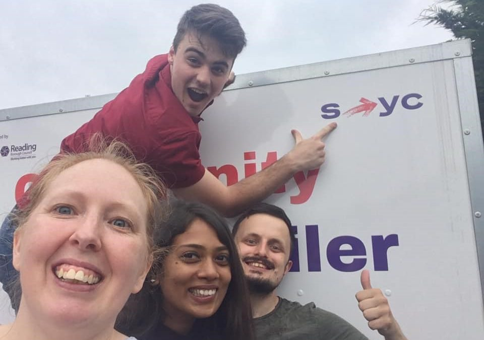 News from our team in Whitley – July 2019