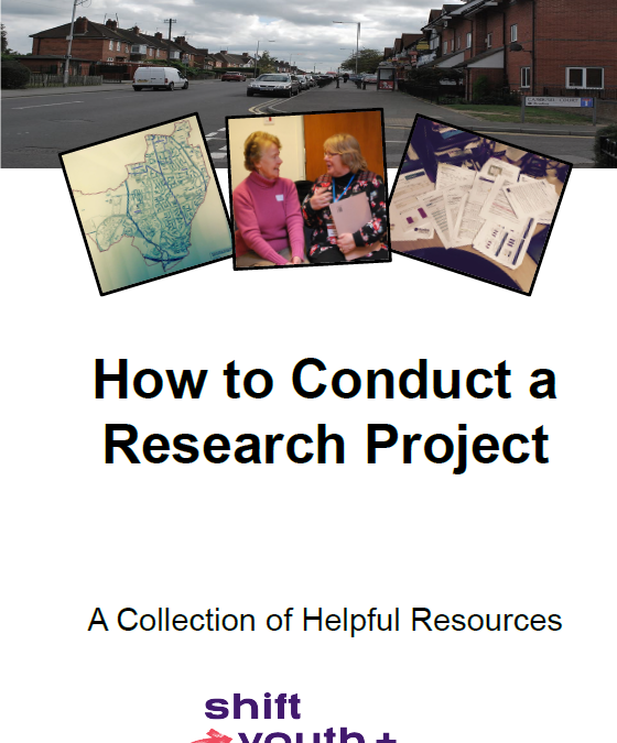 How to Conduct A Community Research Project